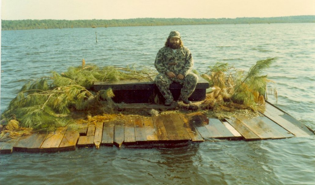 Aluminum duck hunting boat plans heri floating duck blind plans solutioingenieria Images